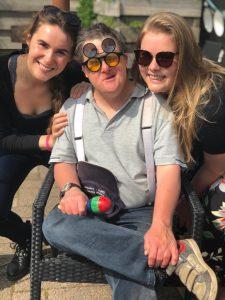 vrijwilligerswerk met verstandelijk gehandicapten